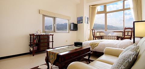 淡水海景旅店