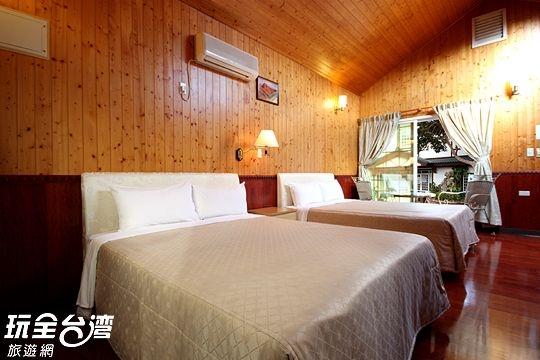 垦丁民宿.丽景观星渡假小木屋