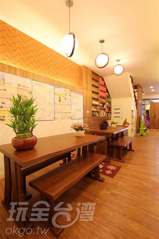 築夢屋民宿餐廳