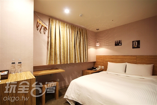 台北住宿‧191旅店(南西分館)
