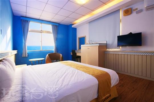 VIP雙人海景套房