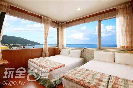 綠島雙發飯店