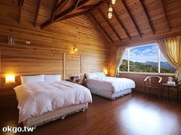獨棟木屋客房