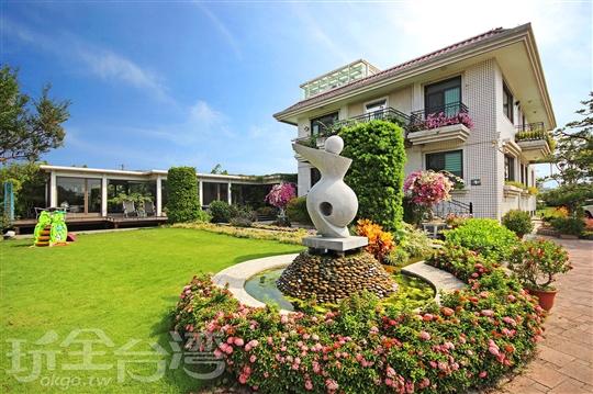 彰化田尾住宿‧花宿Flowers-villa