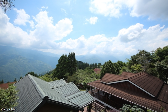 雲海山景觀