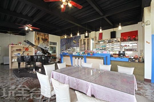 雲林古坑‧蜜豐坊餐廳咖啡