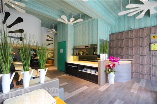 宜蘭礁溪旅店‧湯匙溫泉會館