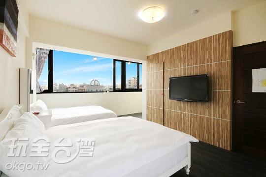 澎湖柔柔之音音樂民宿