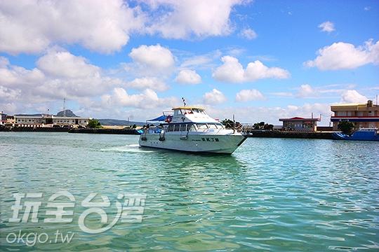 蘭嶼綠島船票-江洋一順豐