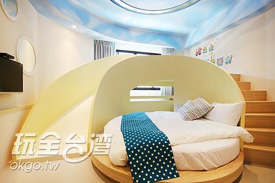 台南‧黃色風箏