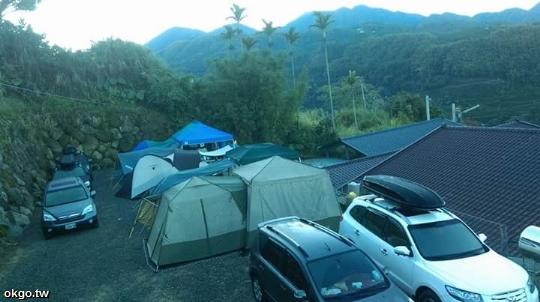 嘉義日麗風合露營區