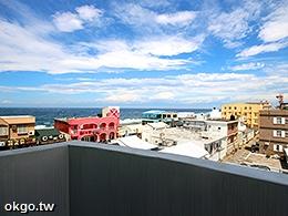 綠島旅人礁 - 陽台景觀