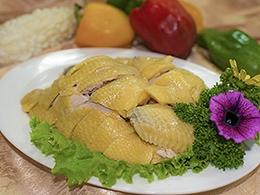 遠近馳名,美食節目專訪~白斬土雞~